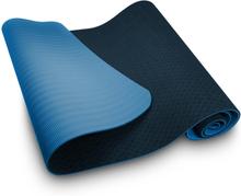 Oxide XCO Yogamatta, blå, Oxide Yoga & Pilates
