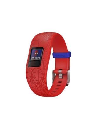 vívofit jr 2 Marvel Spider-Man activity tracker with band - red