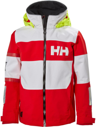 Jr Salt Coast Jacket Tummansininen 152