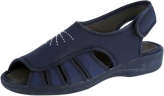 Sandaler Naturläufer mørkeblå
