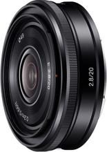 Sony 20mm f/2.8 SEL20F28 - Schwarz