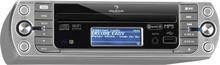 KR-500 CD köksradio, internet, inbyggt WiFi, CD/Mp3-player