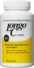 Longo Vitamin-C Forte 200 stk