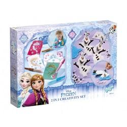 2-i-1 håndværk sæt Frozen - wupti.com