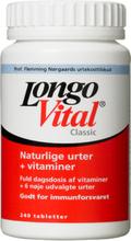 Longo Vital Classic 240 stk