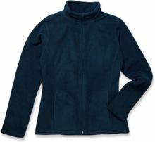 Active Fleece Jacket For Women Darkblue