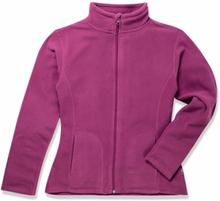 Active Fleece Jacket For Women Pink
