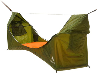 Haven Tent Original - alt i ett hengekøye, forest green
