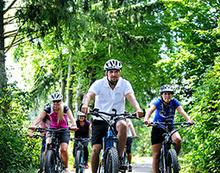 E-Bike Tour Allgaeu
