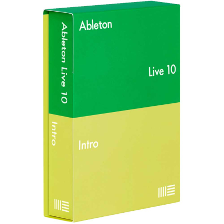 Ableton Live 10 Intro programvare