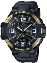 Casio G-SHOCK Standard Analog-Digitaluhr GA-1000-9G - Schwarz