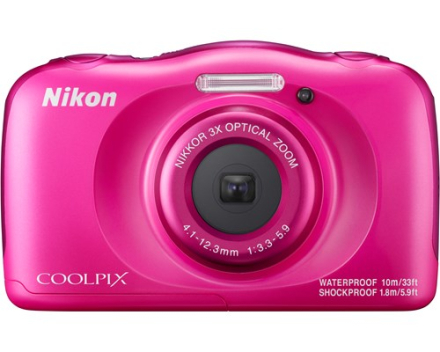 Nikon Coolpix W100 Pink (VQA012E1)