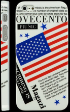 News Patriot (US News Paper) iPhone 5 Deksel