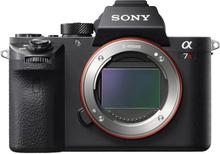 Sony Alpha A7RII Nur Körper Systemkamera (englische Version)