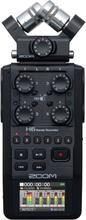 Zoom H6 Handy Recorder - Schwarz