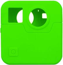 GoPro Fusion kamera beskyttelses deksel laget av silikon - Grønt