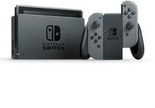 Nintendo Switch mit Grau Joy‑Con (2019 Version)