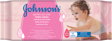 Johnson's Gentle All Over Baby Wipes 56 stk