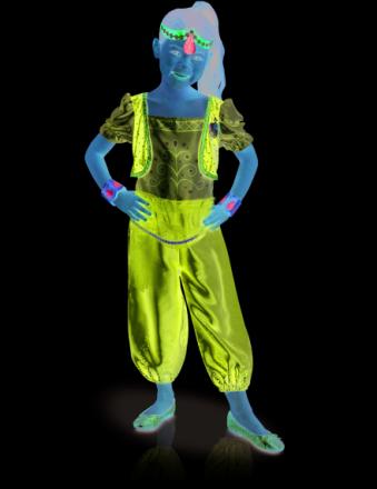 Shimmer från Shimmer and Shine - Maskeradkläder för barn