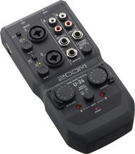 Zoom U-24 USB Audio Interface