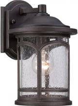 Marblehead Væglampe H28,1 cm 1 x E27 - Rustik bronze