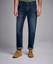 Studio Total Jeans Llewyn Selvage Jeans Blå