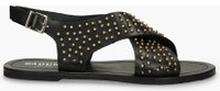 Sandały czarne Lila