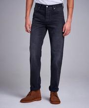 Studio Total Jeans Llewyn Selvage Jeans Svart