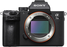 Sony Alpha A7III Spiegellos Digital Kameras kit with 24-105mm f4 G OSS Objektiv