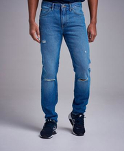 Lee Jeans Rider Get Trash Blå
