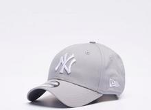 New Era Keps 9Forty New York Yankees Grå
