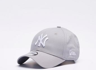 New Era 9Forty New York Yankees Grå