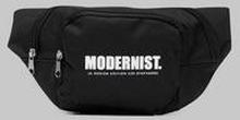 Modernist Modernist Waist Bag Svart