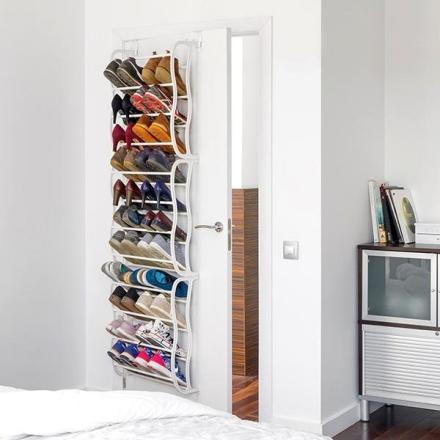 Skohylle med plass til 36 par sko