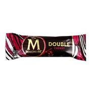 Magnum - Double Cherry lody w polewie kakaowej z sokiem wiś...oblane mleczną czekoladą