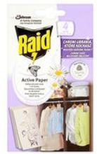 Raid - Aktywne zawieszki papierowe na mole 4 szt.