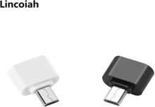 1pcs Micro USB To USB Converter For Tablet PC Android Usb 2.0 Mini OTG Cable USB OTG Adapter Micro Female Converter Adapter
