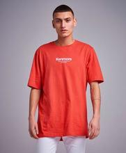 Speechless T-Shirt Adress Tee Röd
