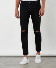 William Baxter Jeans Toby Cropped Jeans Svart