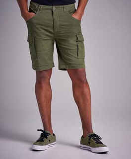 William Baxter Cargo Shorts Grønn