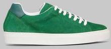 Studio Total Sneakers NTN Suede Sneaker Grön