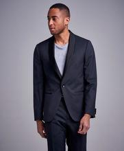 Calvin Klein Kavaj Tuxedo Blazer Svart