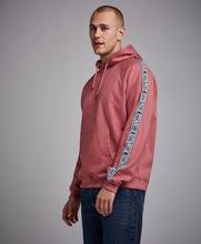 Studio Total Hoodie Oliver Tape hoodie Rosa