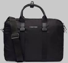 Calvin Klein Draced Laptop Bag Svart
