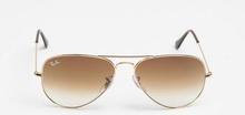Ray-Ban Solglasögon Aviator Guld