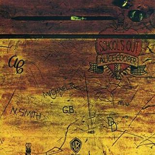 Alice Cooper - School's out -CD - multicolor