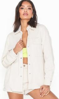 Object Collectors Item Objfreja L/S Shirt Jacket a Repeat
