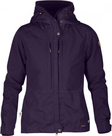 Fjällräven Keb Jacket W Alpine Purple