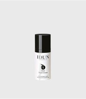 IDUN Minerals Night Cream Grå