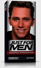 Just For Men Shampoo-In Haircolour Brun